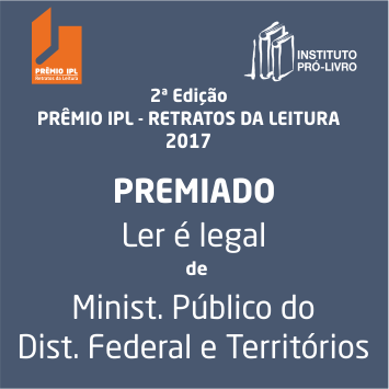 selo premio ipl ler legal