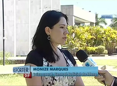 Juíza Monize Marques